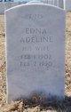 Profile photo:  Edna Adeline <I>Washburn</I> Upton