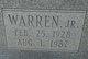 Warren McGee, Jr