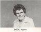 Profile photo:  Agnes <I>Leggett</I> Bock