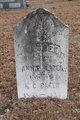 Profile photo:  Annie Lizer <I>Woodall</I> Baker
