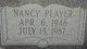 Profile photo:  Nancy <I>Player</I> Crout