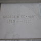 Profile photo:  George Washington Eckhart