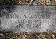 Hattie Amelia <I>Sumner</I> Gonzales