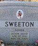"Profile photo:  Alton David ""Brad"" Sweeton"
