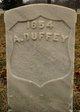 Profile photo:  A Duffey