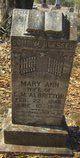 Mary Ann <I>Massingill</I> Albritton