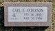 Profile photo:  Carl E Anderson