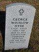 Profile photo:  George Winslow Hyde