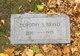 Dorothy A. E. <I>Southard</I> Bravo