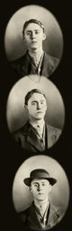 Profile photo:  George Henry Adams