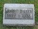 """Profile photo:  Johann Henry """"John"""" Baller"""