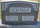 Mabel K. <I>Wieand</I> Ackerman