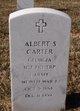 Albert S Carter
