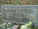 William Fletcher Bailey