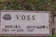 "Orville Duane ""Scad"" Voss"