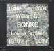 Louise Georgiana <I>Schiller</I> Bonke