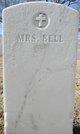 Profile photo: Mrs Bell