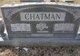 """Carl M. """"Petty"""" Chatman"""