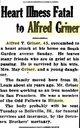 Alfred Terrance Griner