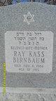 Ray Kass Birnbaum