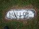 Profile photo:  Malloy