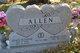 Grace Suzanne <I>Berkley</I> Allen