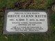 Bruce G Keith