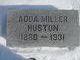 Profile photo:  Adda <I>Miller</I> Huston