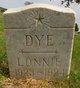 Lonnie Dye