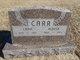 Emma <I>Carr</I> Carr