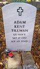 Profile photo:  Adam Kent Tillman