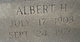 Albert Hardy Williamson