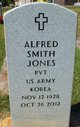 Profile photo:  Alfred Smith Jones