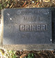 "Mrs Mary Elizabeth ""May"" <I>Flynn</I> Griner"