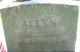 Profile photo:  Alla Lynne <I>Perkins</I> Allyn