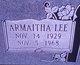 Profile photo:  Armaitha Lee Sports