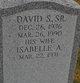 Profile photo:  David S Abbruzzese Sr.
