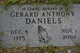 Gerard Anthony Daniels