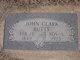 John Clark Butts