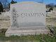 Rhoda Ann <I>Beasley</I> Champion