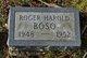 Roger Harold Boso