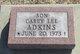 Carey Lee Adkins