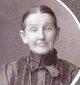 "Mary Elizabeth ""Lizzie"" <I>Clifton</I> Olmstead"
