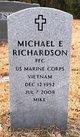 Michael E Richardson