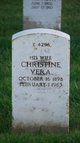 Profile photo:  Christine Vera Doctor