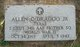 Lieut Allen Crawford Dragoo Jr.