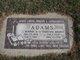 Dorothy <I>Bruner</I> Adams