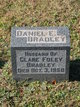 Profile photo:  Daniel E. Bradley