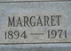 Profile photo:  Margaret White