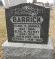 Clark U Barrick